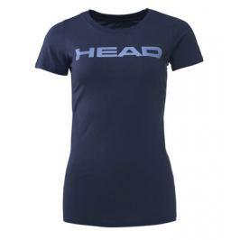 Head Dámské tričko  Lucy Navy Silver, S
