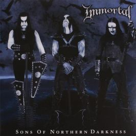 Immortal : Sons Of Northern Darkness/ltd. LP