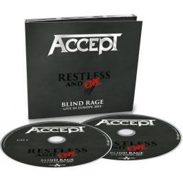 CD Accept : Restless And Live 2
