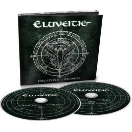 CD Eluveitie : Evocation II (Digipack)