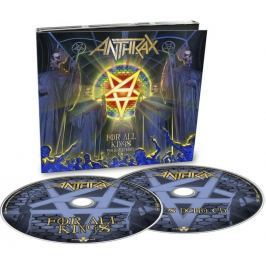 CD Anthrax : For All Kings (Tour Edition) 2