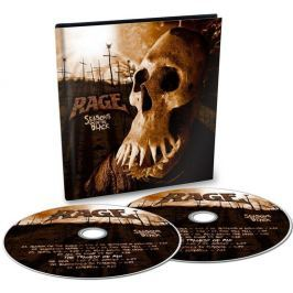 CD Rage : Seasons Of The Black (Digibook)