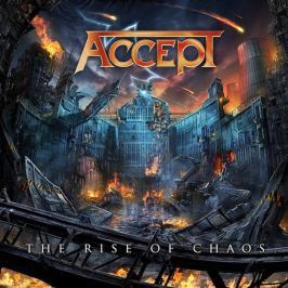 CD Accept : Rise of Chaos (Digipack)