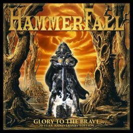 CD Hammerfall : Glory To The Brave (Remastered)