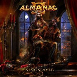 CD Almanac : Kingslayer (Limited Edition)
