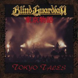 CD Blind Guardian : Tokyo Tales (Reedice 2017)