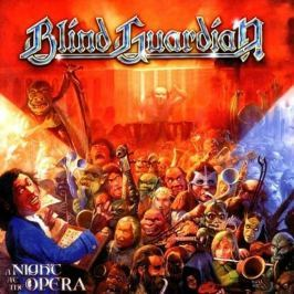CD Blind Guardian : A Night At The Opera (Reedice 2017)