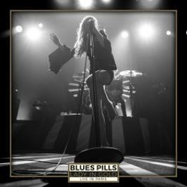CD Blues Pills : Lady in Gold : Live in Paris