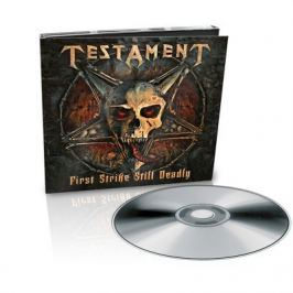CD Testament : First Strike Still Deadly