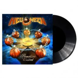 Helloween : Pumpkins United (10´´black in sleeve) LP
