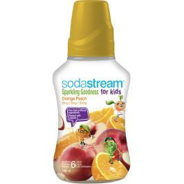 SODASTREAM Sirup Orange Peach Good-Kids 750ml SODAS