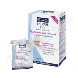 FISCHER PHARMACEUTICALS Dr.Fischer Eye-Care Baby 20 ubrousků