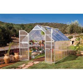 Palram Essence 8x12 silver polykarbonátový skleník