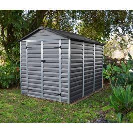 Palram Skylight 6x8 šedý zahradní domek