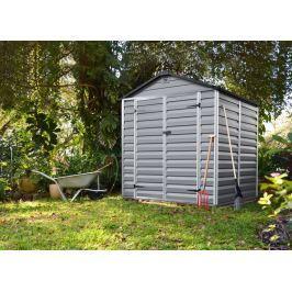 Palram Skylight 6x5 šedý zahradní domek