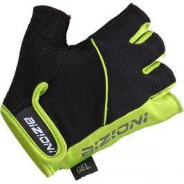 Bizioni Cyklistické rukavice  GS33, XS, Žlutá