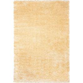 Kusový koberec Crystal shaggy light beige, 120 x 170 cm-SLEVA
