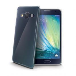 Celly Kryt na mobil  Gelskin pro Samsung Galaxy A3 - průhledný