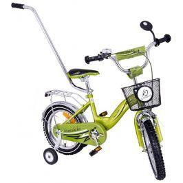 Dětské kolo 1401 Exclusive - zelené