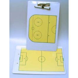 Trenérská taktická tabule, fotbal