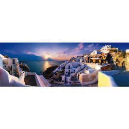 SCHMIDT Panoramatické puzzle  58281 Soumrak nad Santorini, Řecko 1000 dílků