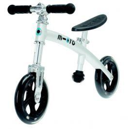 Micro Dětské odrážedlo  G-Bike+ Light, Bílá