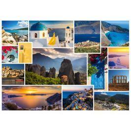 SCHMIDT Puzzle Výlet do Řecka 1000 dílků