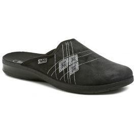 Befado 953M026 černé pánské papuče, 45