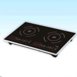 Orava Elektrický indukční vařič - dvouplotýnkový VP-400i
