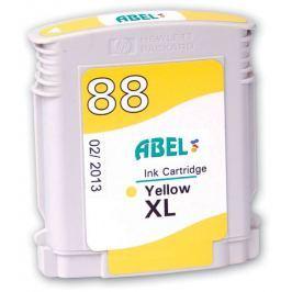 Abel InkJet HP C9393AE č.88 XL yellow