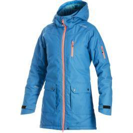 Craft Dámský zateplený delší kabát  Tech Parka W, L, Modrá