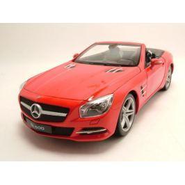 Welly - Mercedes-Benz SL500 (2012) model 1:24 červený