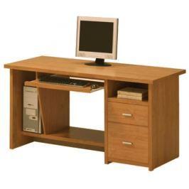Tempo Kondela PC stolek, třešeň, OSCAR PC1