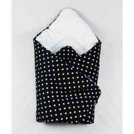 Elfan multifunkční rychlozavinovačka bavlna - bílé puntíky