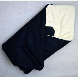 Elfan multifunkční rychlozavinovačka fleece -  královská modrá + bílá