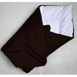 Elfan multifunkční rychlozavinovačka bavlna -čokoládová