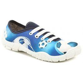 Raweks A4 modré dětské tenisky, 25