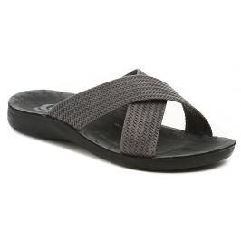 Arno Globe 4600275 šedé pánské pantofle, 43