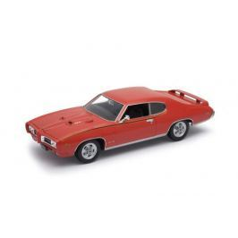 Welly - Pontiac GTO (1969) model 1:24 zelený