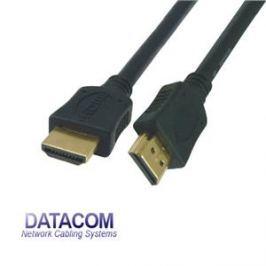 DATACOM HDMI-HDMI 1.4  10m černý