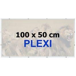 BFHM Rám na puzzle Euroclip 50 x 100 cm - plexisklo