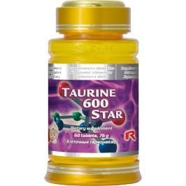 Starlife Taurine 600 60 cps
