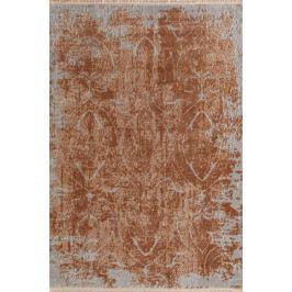 Kusový koberec Truva 8402 terra, 116 x 180 cm