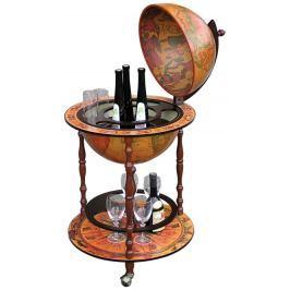 Tempo Kondela Barový stolek, třešeň, GLOBUS 2 - 324
