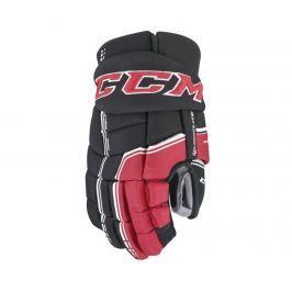 """CCM Hokejová rukavice  QuickLite SR (Senior) R, 15"""", Černá / bílá"""