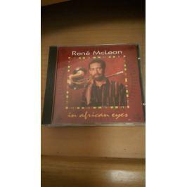 CD Rene McLean : In African Eyes