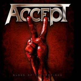 CD Accept : Blood Of The Nations