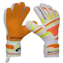 INTENSE Brankářské rukavice oranžové