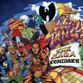 CD Wu Tang Clan : Saga Continues