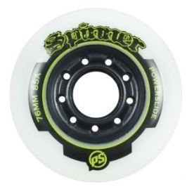 Powerslide In-line kolečka  Spinner Outdoor 80mm, 80mm